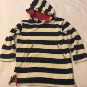 Mini Boden Boys French terry coverup